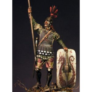 Celtic warrior, Greece 279 B.C.