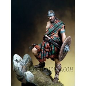 Higlander Warrior, XII-XIII cen.