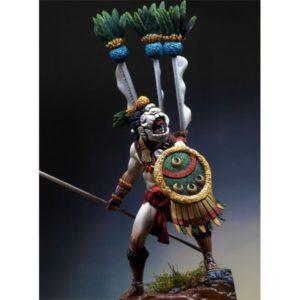 Warrior of Tlaxcala, 1520
