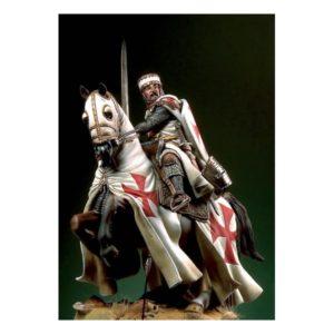 Templar Knight at Holy Land, XIII cen.