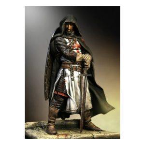 Templar Sergeant, XIII century