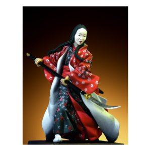 Samurai Female Warrior(1600-1867)