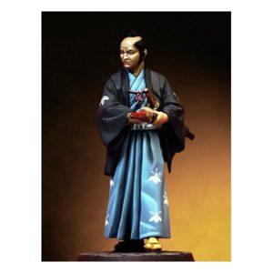 Samurai, late Muromachi Period (1333-1573)