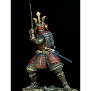 Samurai, 16th-17th Cen.