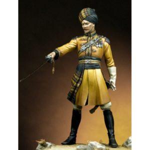 Rissalder Major, 1st Skinner's Horse