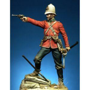 British Officer, 1870-85
