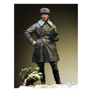 Soviet Tank Officer, 1940-42