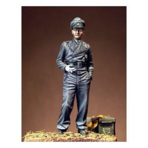 German Tank Commander, 1944