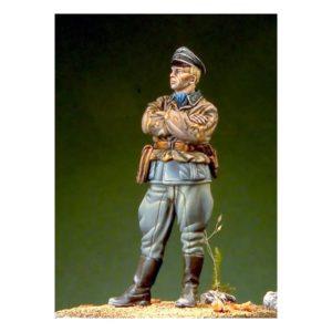 Obersturmfurer Waffen SS, 1942-43