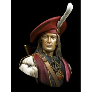 Venetian Admiral