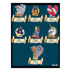 Crests, Toison d'Or 2