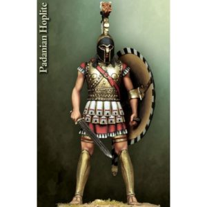 (Hoplite) Etruscan of the PO valley