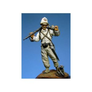 Caporale di fanteria Africa orientale 1885