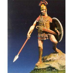 Etruscan Hoplite. 5th c. BC.