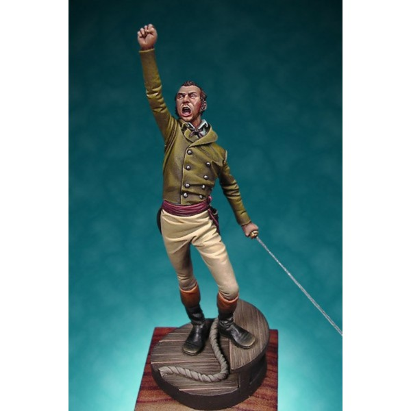 General Torrijos, Fuengirola 1831.