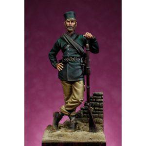 Rifle Brigade, Sevastopol 1855.