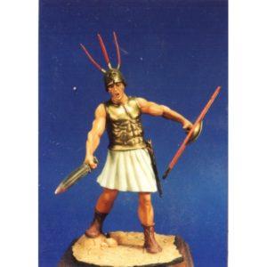 Guerriero Sannita. Battaglia di Canne, 216 AC