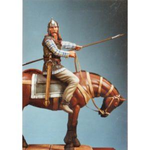 Guerriero Celta a cavallo - Tribu dei Cimbri. II sec. AC