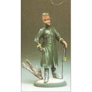 Officier éclaireurs à cheval 1870