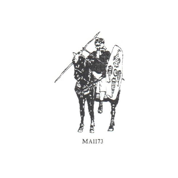 Praetorian Cavalry Trooper, 1st Dacian War, circa 100AD
