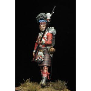 Sergeant 79th Cameron Highlanders. Napoleonic Wars