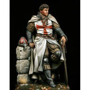 Livonian Knight XIII century