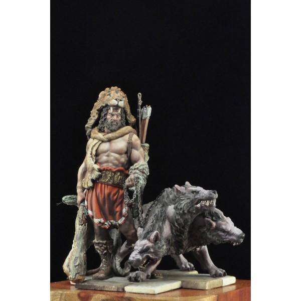 Herakles and Cerberus