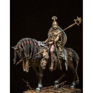 Mounted Celt