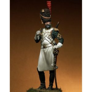 Sapper of the Dragoons of the Guard