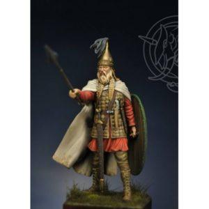 Celtic Senior Chieftain (La Tene). 5th century b.C.