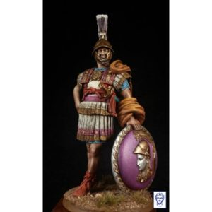 Roman Consul, II Cent. bC., 54mm.