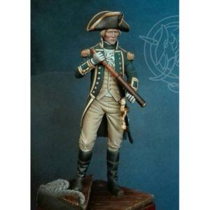 Royal Navy Officer, 1795-1812