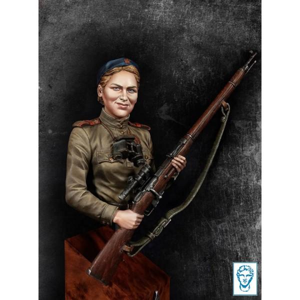 ROZA SHANINA, SENIOR SERGEANT 184TH RIFLE DIVISION