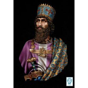 KHASHARSHAYA (XERXES), PERSIAN KING, 480 bC.