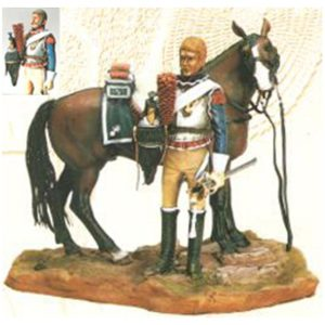 Dismounted Trooper French Cuirassiers