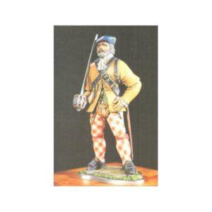Alasdair MacDonald - Glencoe Chieftain