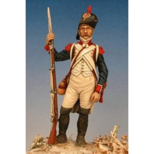 Grenadier, Infanterie De Ligne Française, 1805