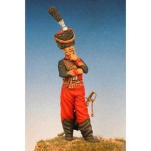 Officier Du 11e Hussards, 1812
