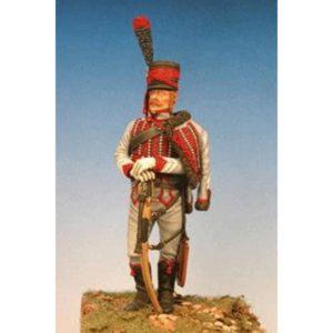 Brigadier Du 3e Hussards, 1805