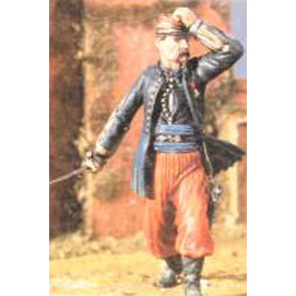 2éme Zouaves Capitaine. Magenta, 4 Juin 1859