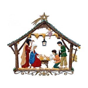 Wall Farm Nativity