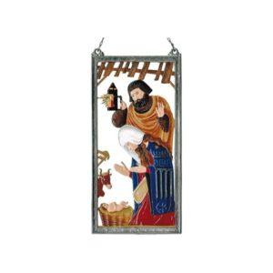 Window Nativity