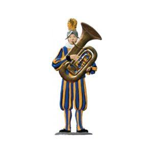 Swiss Guard Tuba