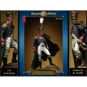 "French Grenadiers, 1815 ""Young Guards Officier"""