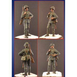 Swiss Soldier 1942