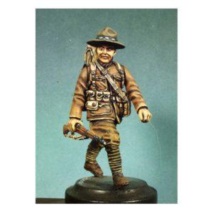 Infante (U.S.A.) - La Gran Guerra (1914-1918)