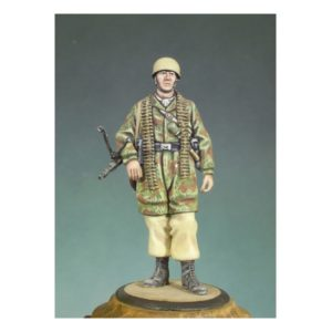 Paracaidista alemán (Italia, 1943) - La Segunda Guerra Mundial (1939-1945)