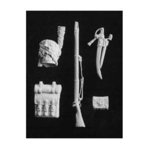 Equipo de granadero - Las Guerras Napoleónicas
