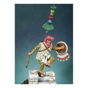 Capitán Azteca (1521) - Clásicos en 90mm
