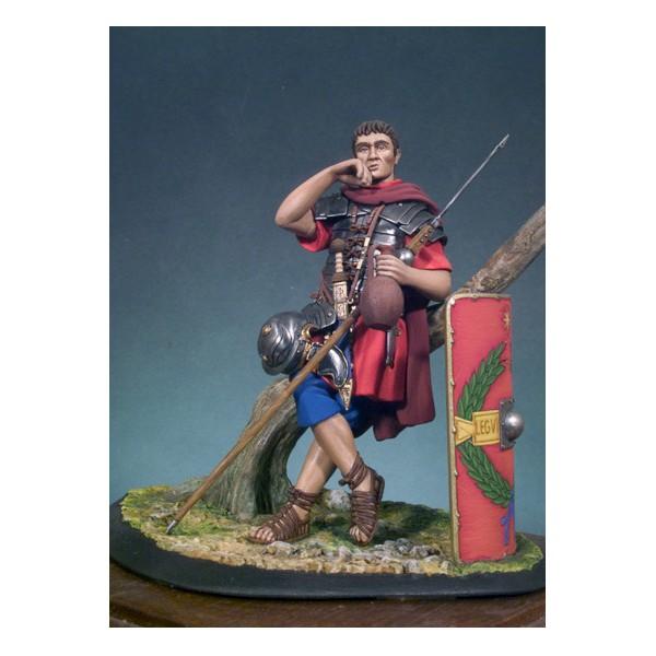 Legionario Romano 125 D.C. - Clásicos en 90mm